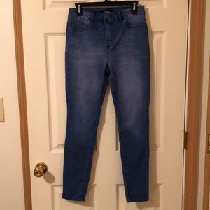 d. jeans High Rise Skinny Jeans